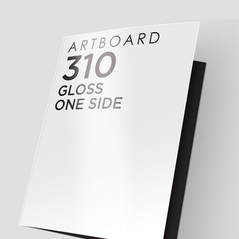 Economy 310 Gloss One Side